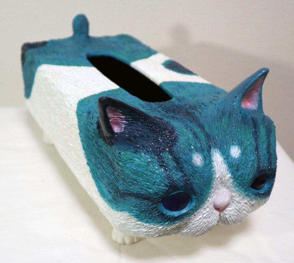 四角猫のシリーズ/A series of Square Cats